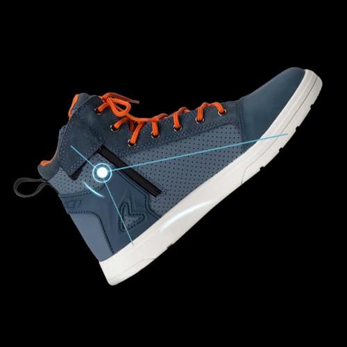 حذاء رياضي ازرق SCOYCO