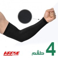 4 طقم شراب يد اسود Hanye