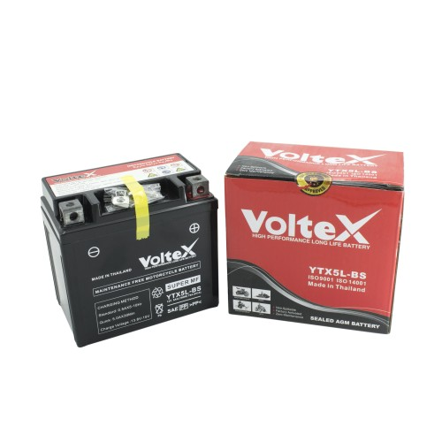 بطاريه 5 امبير VOLTEX