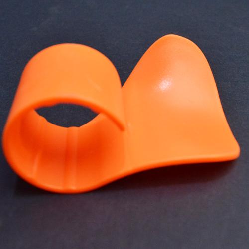 تريحة دعسة لون برتقالي
