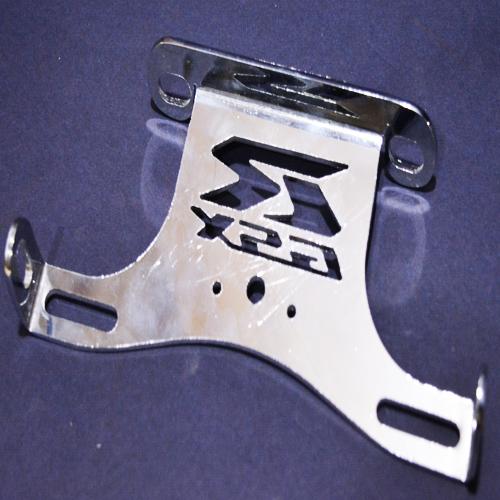 حامل لوحة نيكل خلفي سوزوكي GSXR
