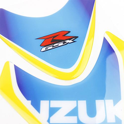 استيكر suzuki ازرق حماية التانكي