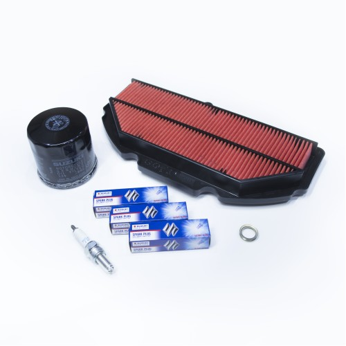 طقم فلتر سوزوكي 11-09 ( 1000 R )