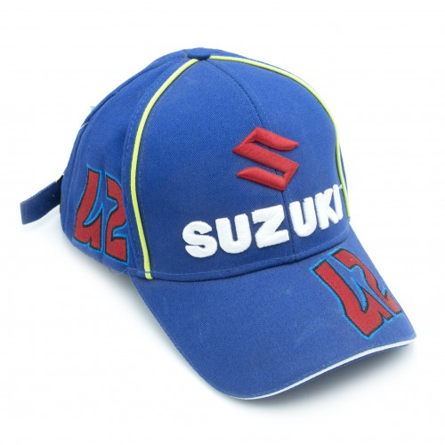 كاب سوزوكي ازرق